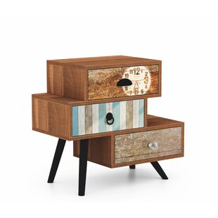 Avondale 3 Drawer Chest By Latitude Vive