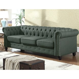 Altman Fabric Modern Living Room Sofa
