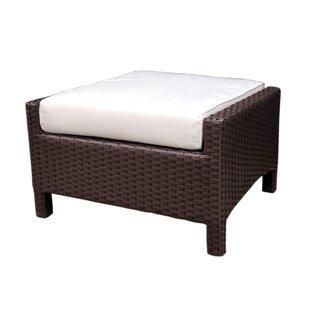 Sonoma Ottoman with Cushion by ElanaMar Designs