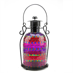 Budget Glass Lantern By Northlight Seasonal