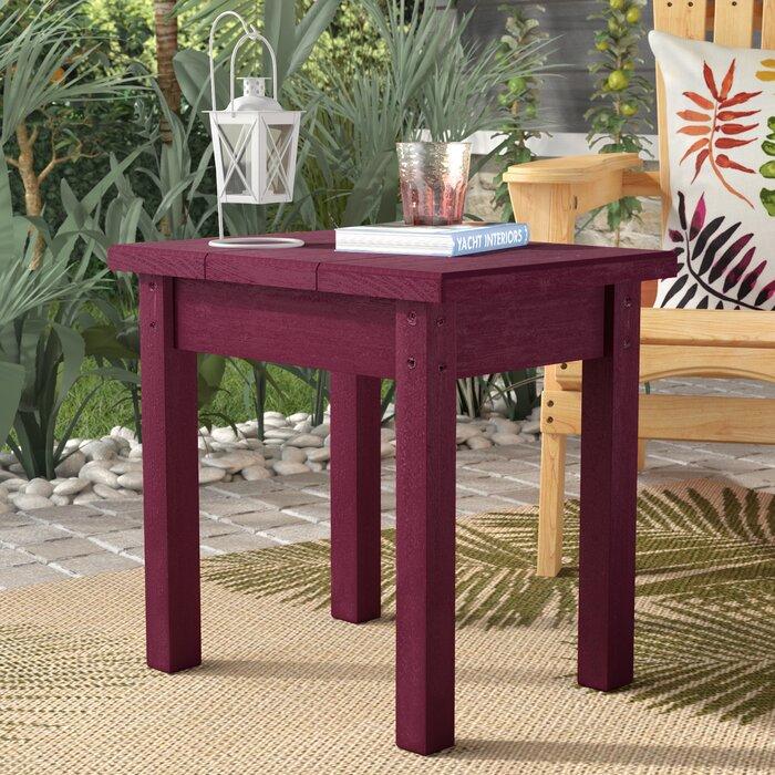 Sandiford Plastic Side Table