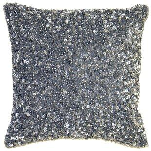 Ice Crush Throw Pillow