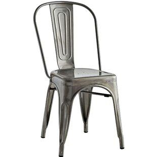 Ashlyn Metal Side Chair