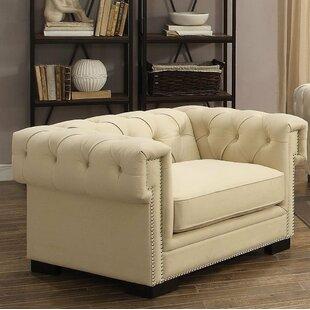 Lesko Chesterfield Chair