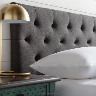 Order JazielAdjustable Upholstered Panel Headboard ByHouse of Hampton