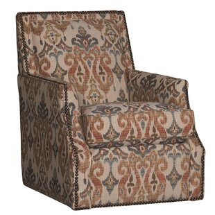 Cruse Swivel Armchair by Darby Home Co