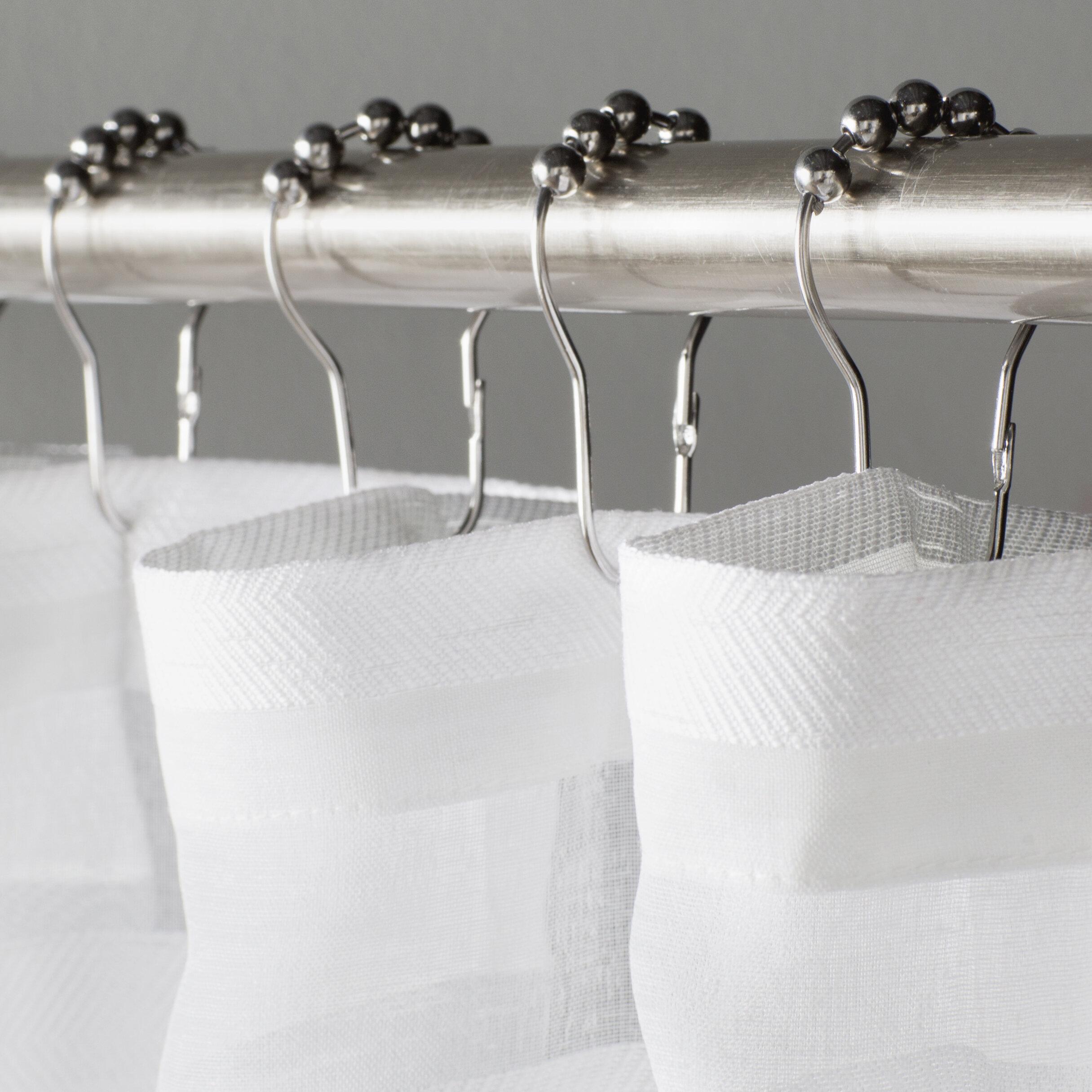 Wayfair Basics Shower Curtain Hooks