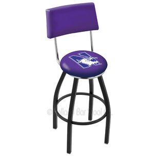 NCAA 25 Swivel Bar Stool by Holland Bar Stool No Copoun