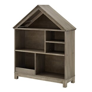 Kronqui Standard Bookcase by Gracie Oaks