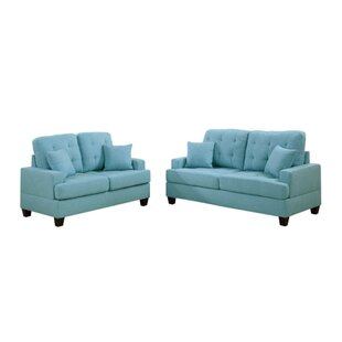 Lessig 2 Piece Living Room Set by Red Barrel Studio