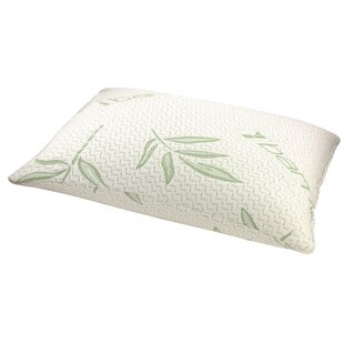 Inexpensive Rayon from Bamboo Memory Foam Fiber Standard Pillow By Alwyn Home