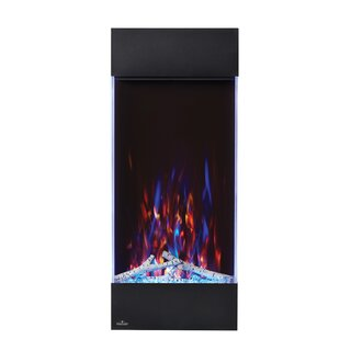 Allure Recessed Wall Mounted Electric Fireplace by Napoleon SKU:AE462050 Buy