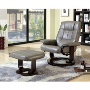 Lowther Swivel 2 Piece Chaise Lounge Set by Ebern Designs