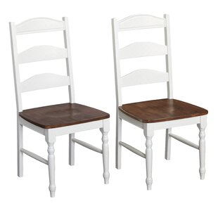 August Grove Fleurance Side Chair (Set of 2)