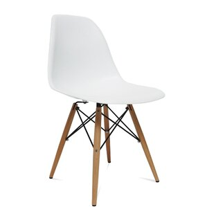 WoodLeg Dining Side Chair by Fine Mod Imp..