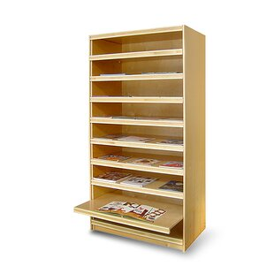 Reviews Pull-Out Exhibition 67 Bookcase by A+ Child Supply Reviews (2019) & Buyer's Guide