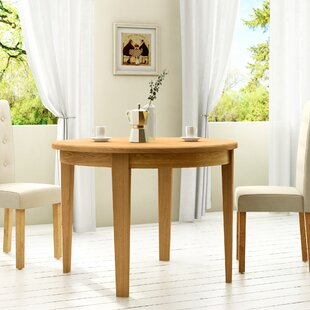 Mia Extendable Dining Table By August Grove