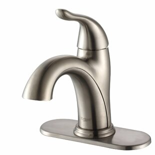Satin Nickel Bathroom Sink Faucets You\'ll Love | Wayfair