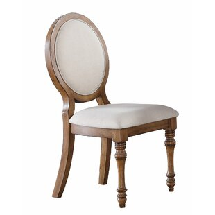 Ophelia & Co. Mahika Upholstered Dining Chair (Set of 2)