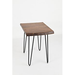 Edith End Table by Union Rustic