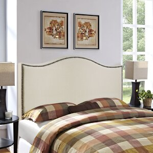 bransford curl upholstered headboard