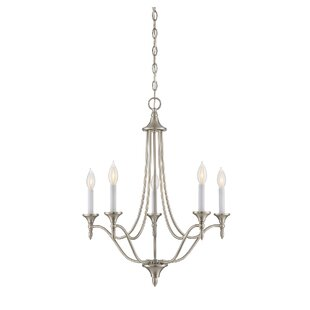Charlton Home Ellender 5-Light Chandelier