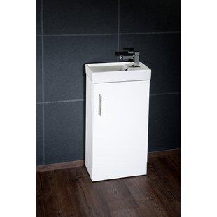 Darren 400mm Free-standing Vanity Unit By Zipcode Design