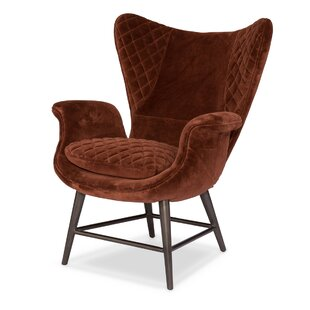 Affordable Price Wing Wingback Chair by Sarreid Ltd Reviews (2019) & Buyer's Guide