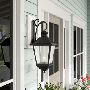 Silvio 3-Light Outdoor Sconce
