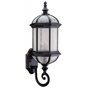 Alcott Hill Huson Outdoor Wall Lantern