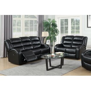 Palmerston 2 Piece Reclining Living Room Set