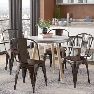Williston Forge Nowicki Dining Chair (Set of 4)