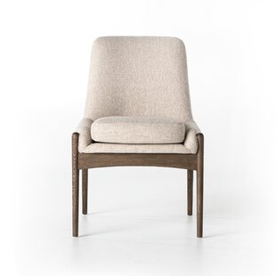 Nancy Upholstered Patio Dining Chair