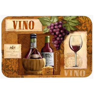 Vino Wine Glass Cutting Board