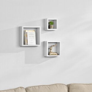 Millan 3 Piece Floating Shelf Set By 17 Stories