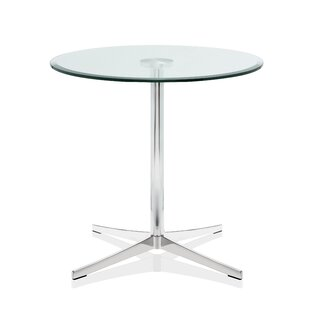 Axium Lounge Height Dining Table by Dauphin