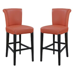 Boysen 30 Bar Stool (Set of 2) by Red Barrel Studio