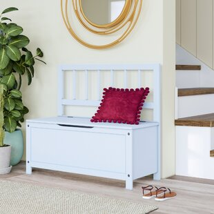 Wolff Storage Hallway Bench By 17 Stories