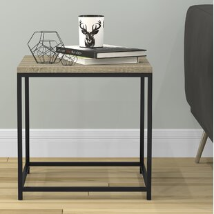 Reviews Hindsville End Table By Williston Forge