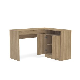 L-Shape Desk by Boahaus LLC Wonderful