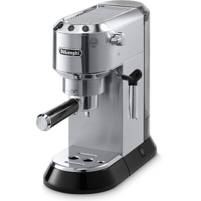 DeLonghi Dedica Semi-Automatic Espresso Machine DeLonghi Color: Silver