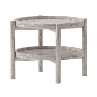 Michaela End Table by August Grove