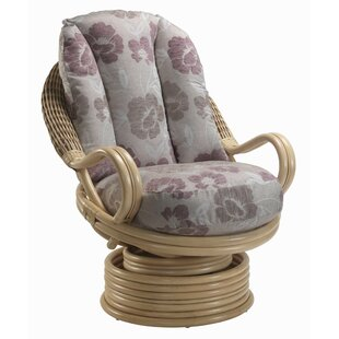 Anderson Deluxe Swivel Rocker Armchair By Rosalind Wheeler