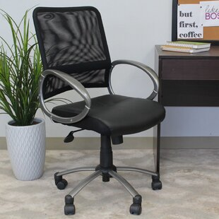 Boss Office Products High-Back Mesh Desk ..
