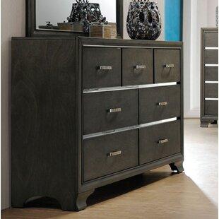 Ivy Bronx Anadolu 7 Drawer Dresser