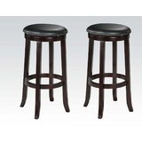 Emmitt Swivel Bar & Counter Stool (Set of 2) by Darby Home Co