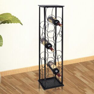 8 Wine Bottle Rack by Ebern Designs