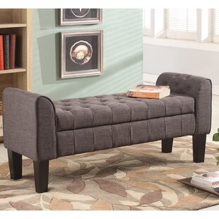 Arborway Storage Ottoman by Darby Home Co