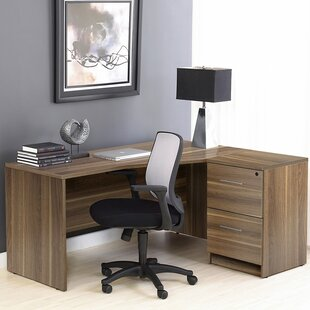 Marta Corner Desk by Comm Office
