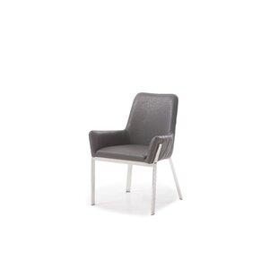 Skye Upholstered Dining Chair Orren Ellis